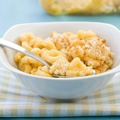Make ahead and freeze Mac & Cheese #Fix #cookingforyourfreezer #freezermeals