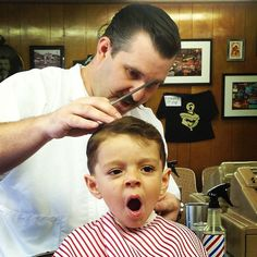 The just another day in the life of Nano Deleon with The Seventh Street Barbers. _________________________ #teamgreenwich #nano #seventhstreet #barber