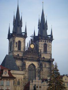 Staromestske Namesti, Praag