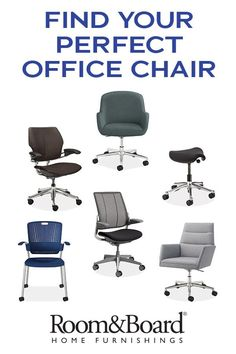 Ergonomic and easy to use, our modern office chairs feature innovative solutions for your office or workspace. Plus, all office chairs ship for free!