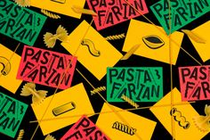 "Check out this @Behance project: ""Pastafarian"" https://www.behance.net/gallery/49566207/Pastafarian"