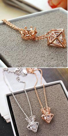 Fancy Jewellery, Stylish Jewelry, Cute Jewelry, Jewelry Accessories, Fashion Accessories, Jewelry Necklaces, Jewelry Design, Fashion Necklace, Fashion Jewelry