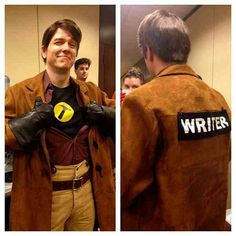 Go as ALL the Fillions! Captain Castle Hammer Tightpants Cosplay Gets A Shoutout From Nathan Fillion
