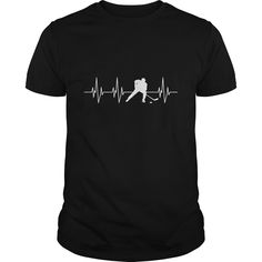 Hockey HeartbeatShow the world how your heart beats hockey! Perfect shirt for players, parents and fans. Original Design only available here, brought to you by  Youth Hockey!hockey,NHL,heartbeat