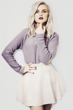 Perrie Edwards!!!! Love her style