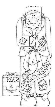 Hallowen Patterns 1