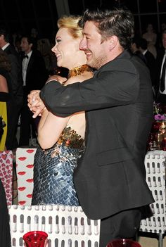 aaaawww!! Marcus Mumford & Carey Mulligan!! oooh and Adrien Brody! :P lol!!