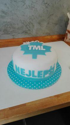 Toronto Maple Leaves cake