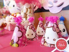 Gorros Hello Kitty, Beanies, Party