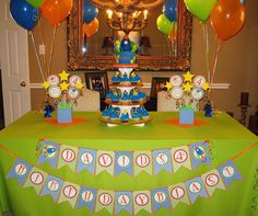 {Customer Feature} Rocket to Space Party