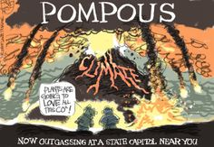 This Pat Bagley editorial cartoon appears in The Salt Lake Tribune on Friday, Feb. Salt, Cartoons, Editorial, Friday, Movie Posters, Cartoon, Animated Cartoons, Film Poster, Popcorn Posters