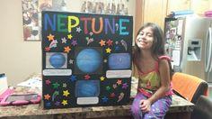 School project of planet Neptune