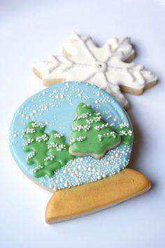 Decorated Sugar Cookies........ on Pinterest | Flower Cookies ...