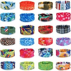 Apparel Accessories Capable Buffe Rainbow 3d Paisley Magic Head Scarf Bandana Women Men Multi Use Motorcycle Running Sports Mask Face Shield Snood Headband A Great Variety Of Models