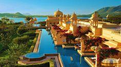 The Oberoi Udaivilas,   Location: Udaipur, India.