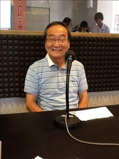 【あなたにアイタイム】  本日ご出演いただいたのは、瀬部臼台祭「瀬部町内会長」の「加藤正夫」さんでした。