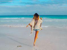 Tulum, c'est les Caraïbes du côté de la côte mexicaine, on l'appelle aussi la «Riviera Maya».