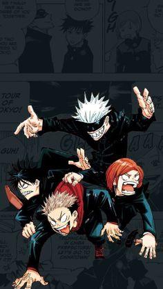 Anime Backgrounds Wallpapers, Anime Wallpaper Phone, Animes Wallpapers, Anime Lock Screen Wallpapers, Fanarts Anime, Anime Characters, Demon Manga, Modele Pixel Art, Anime Scenery