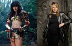 """Rad """"Xena - Warrior princezná"""" - Lyusi Louless (49 rokov)"""