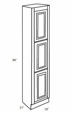 Jensen 740613 Granville Oversize Medicine Cabinet Classic