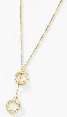 ba9a0bfc47cf La elegancia y luminosidad toman forma en este precioso collar elaborado en  4 baños de oro