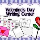 This Writing Center activity includes Valentine's Day word wall cards, three graphic organizers, and two types of writing paper. Let your students ...