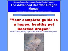 Advanced Bearded Dragon Manual Review  Get Full Review : http://scamereviews.typepad.com/blog/2013/03/the-secrets-to-becoming-a-worldwide-dj-ebook-get-for-free.html