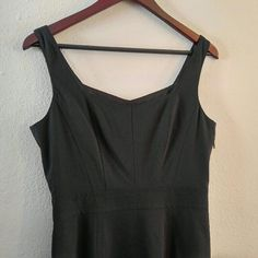 J. Crew Fitted Dress