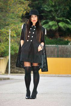 New post on my blog #fashioncoat #yoins #fashion #buscandoaaudrey