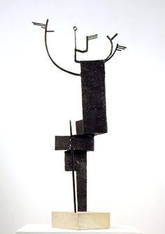Julio Gonzalez - Daphne, 1937