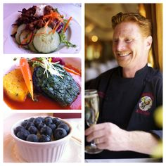 Are you vegetarian? No problem! The Wine Train's Executive Chef Kelly Macdonald has great options available!
