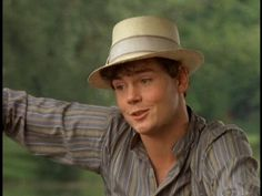 """The absolute LOVE of my life. That's right, folks. Gilbert Blythe is number one in my heart. Though I will consider others, he is truly the greatest male of all time. """"I don't want sunbursts or marble halls, I just want you"""" sigh."""