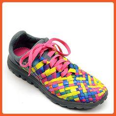 4414b9950466 Corkys Women s Dance 11 B(M) US Bright Multi - Flats for women (