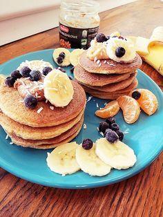 Pełnoziarniste pancakes
