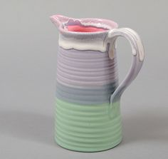 Peter Shire / Echo Park Pottery pitcher