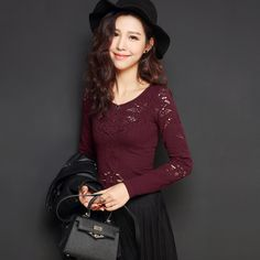 Product Name: CA4011 Long Sleeved Crochet T-shirt Click On Link To View This Product : http://gurusing.sg/shop/womens-fashion/ca4011-long-sleeved-crochet-t-shirt/. We Have Publish More Products And Special Offer Are Going On Our Website GuruSing. Hurry Enjoy Up To 80% Discounts......