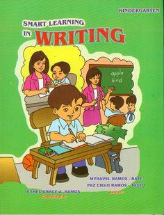 SMART LEARNING IN WRITING Series [New Edition!] (Nursery, Kinder, Prep) New Edition, In Writing, Bamboo, Kindergarten, Anime, Comic Books, Nursery, Comics, Learning