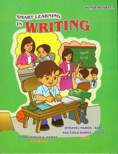SMART LEARNING IN WRITING Series [New Edition!] (Nursery, Kinder, Prep)