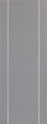 The Internal Pre-Finished Light Grey Forli Fire Door is a stunning part of the XL Joinery Doors collection.