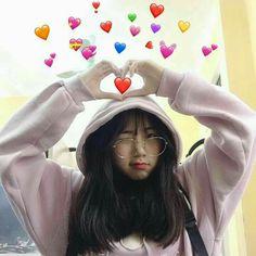 Pretty Korean Girls, Cute Korean Girl, Asian Girl, Korean Boys Ulzzang, Ulzzang Girl, Girl Emoji, Girl Korea, Western Girl, Hot Teens