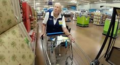 """If you had a crystal ball and could look into your future, what would you be doing ifyou couldsee yourself alive and well at the ripe old age of103? If you said """"working"""" you'd be in the minority, but that's exactly what Loren Wade is doing even as he celebrates his 103rd birthday as Walmart's …"""