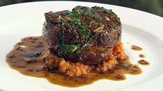 Grilled steak with sweet potato recipe - 9Kitchen