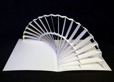 Paper pop up sculpture Pop Up Art, Origami And Kirigami, Origami Paper, Paper Pop, Paper Engineering, Book Sculpture, Paper Sculptures, Up Book, Handmade Books