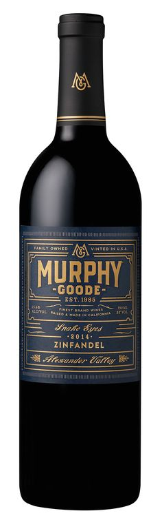 After over 30 years making wine in Sonoma County, Murphy-Goode needed an updated look to showcase their brand and their story. Swig Studio worked with them to create something rugged yet with a stylish California aesthetic.