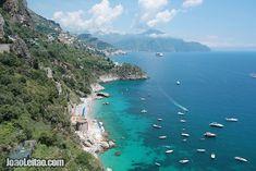 Incredible Amalfi Coast in taly