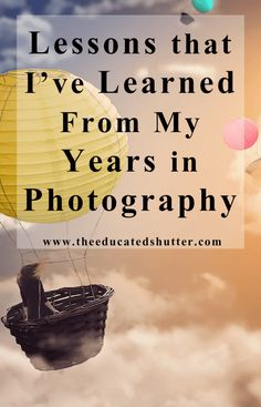 I am celebrating my photogaversary over on the blog! I have learned some hard earned lessons over the years in photography. Want to see what they are?
