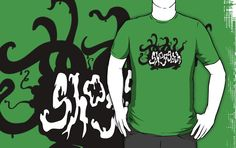 Shoggoth by Crimsonpaintbox