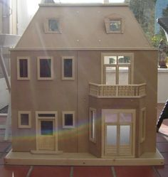 Dolls house for my Grand-daughter