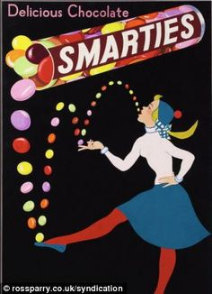 Smarties by Nestle