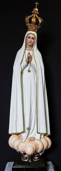 wooden-statue-of-our-lady-of-fatima-pilgrim.jpg (280×781)